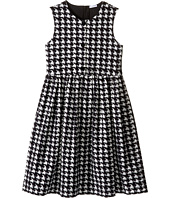 Dolce & Gabbana Kids - City Houndstooth Dress (Big Kids)
