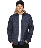 Quiksilver - Marbling Quilted Jacket