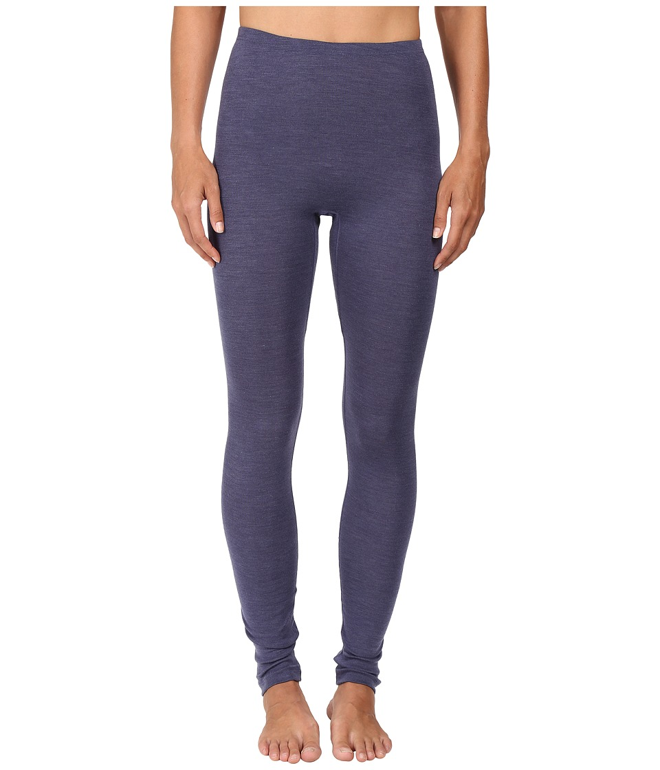 Hanro Woolen Silk Pant 1422 (Cozy Blue) Women