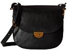 Emi Large Saddle Bag
