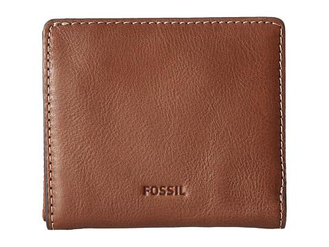 Fossil Emma Mini Wallet RFID - Brown