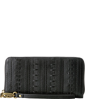 Fossil - Emma Large Zip Clutch Embellished RFID