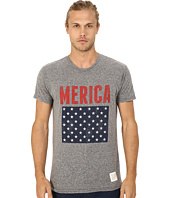 The Original Retro Brand - Merica Tri-Blend Short Sleeve Tee