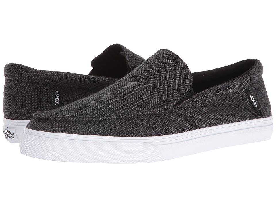 Vans Bali SF ((Herringbone) Black/Grey) Men
