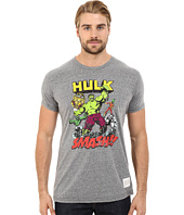 The Original Retro Brand - Hulk Smash Tri-Blend Short Sleeve Tee
