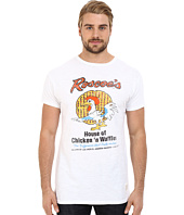 The Original Retro Brand - Roscoes Chicken & Waffle Slub Short Sleeve Tee