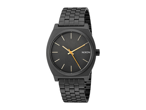 Nixon The Time Teller X Sport Lux Collection - All Black/Surplus