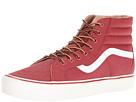 SK8-Hi Reissue Lite ((Heritage) Bosa Nova/Classic White) Skate Shoes