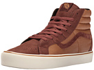 SK8-Hi Reissue Lite ((Surplus) Cappuccino/Marshmallow) Skate Shoes