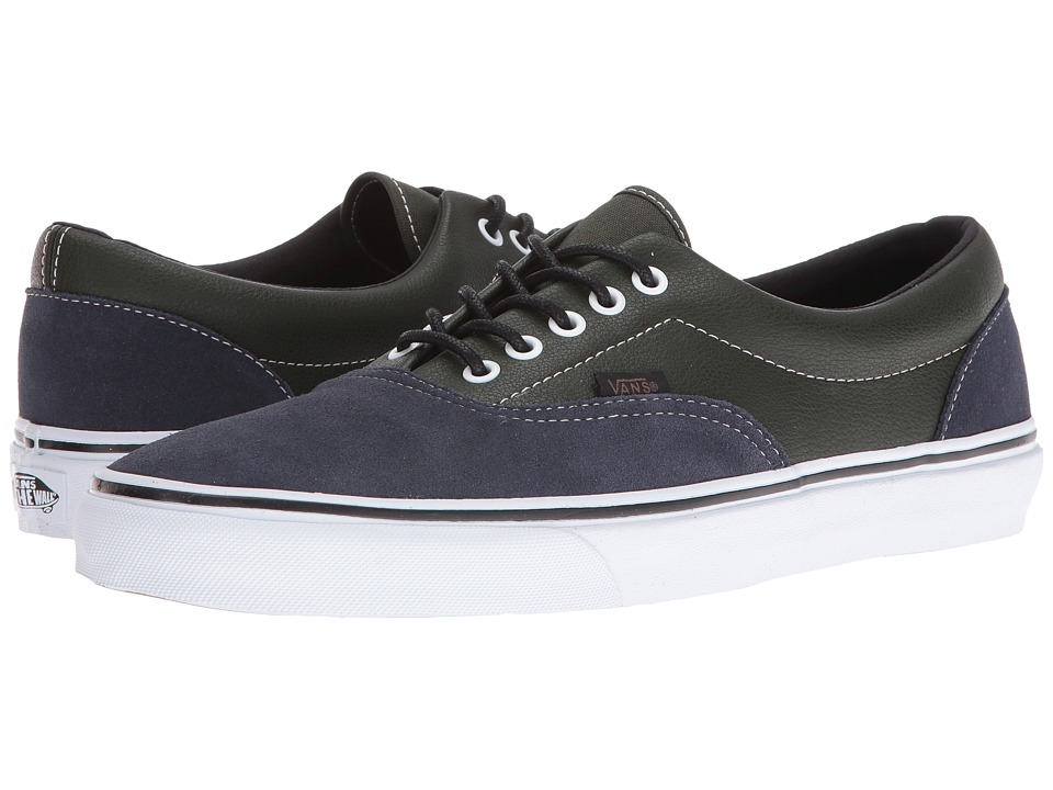 Vans Era ((Suede + Leather) Parisian Night/Rosin) Skate Shoes
