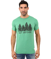 The Original Retro Brand - Get Outside Short Sleeve Heather Tee