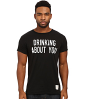 The Original Retro Brand - Drinking About You Short Sleeve Vintage Cotton Tee