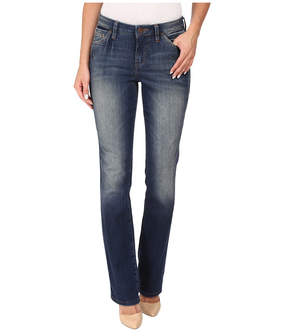 Jag Jeans Atwood Boot Platinum Denim in Soho (Soho) Women