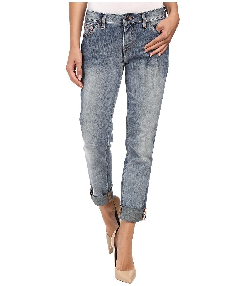 Jag Jeans Alex Boyfriend Platinum Denim in Saginaw Blue (Saginaw Blue) Women
