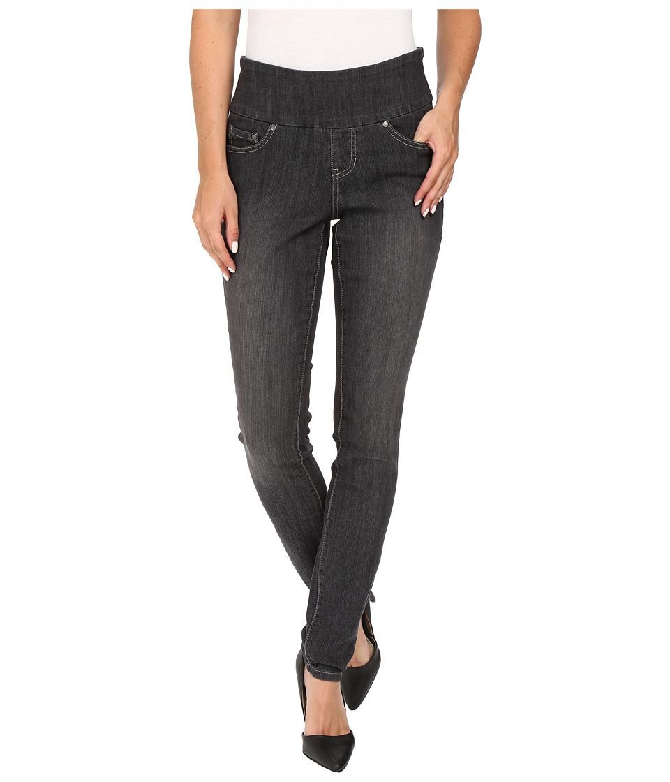 Jag Jeans Nora Pull-On Skinny Comfort Denim in Thunder Grey (Thunder Grey) Women