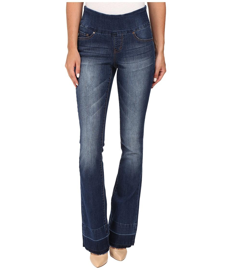 Jag Jeans Ella Pull-On Flare Comfort Denim in Durango Wash (Durango Wash) Women