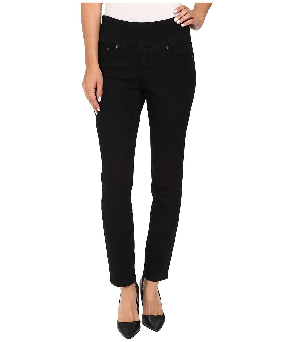 Jag Jeans Amelia Slim Ankle Comfort Denim in Black Void (Black Void) Women