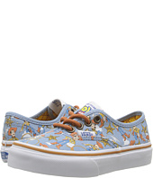Vans Kids - Authentic Toy Story (Little Kid/Big Kid)