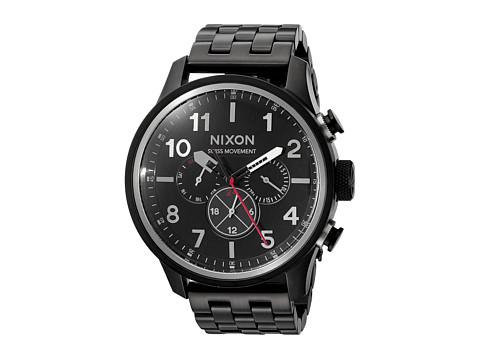 Nixon The Safari Dual Time - All Black