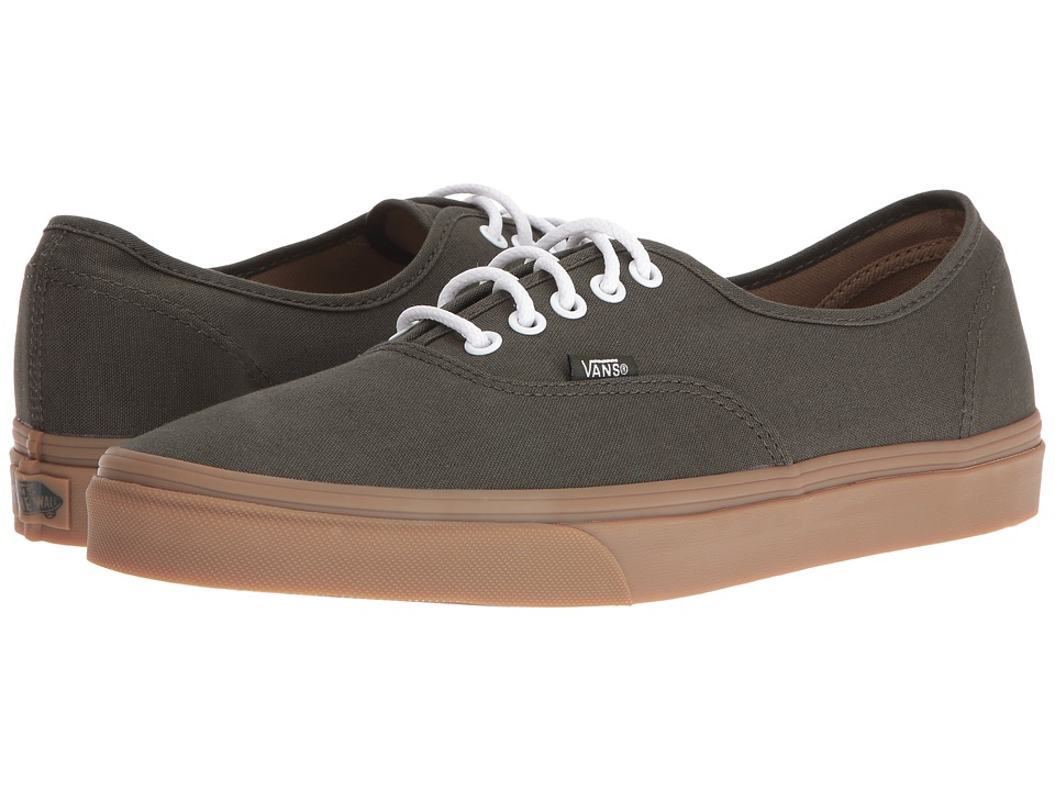Vans Authentic ((Gumsole) Rosin/Light Gum) Skate Shoes