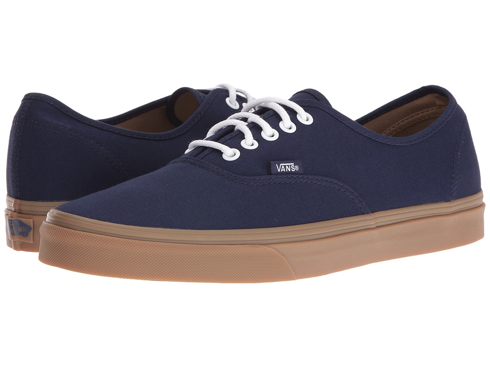 Vans Authentic ((Gumsole) Eclipse/Light Gum) Skate Shoes