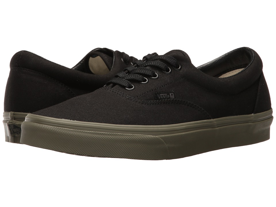 Vans Era ((Vansguard) Black/Ivy Green) Skate Shoes