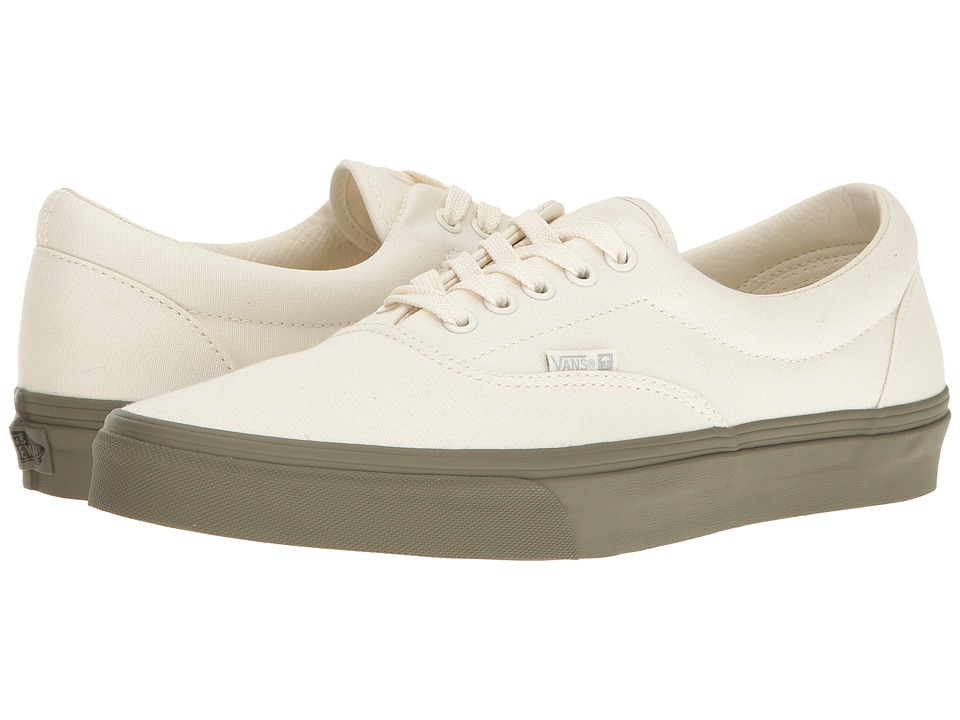 Vans Era ((Vansguard) Classic White/Ivy Green) Skate Shoes