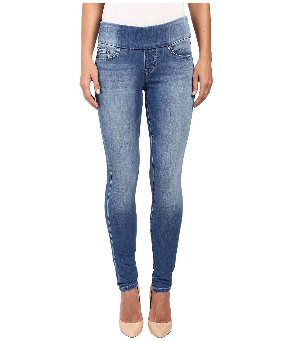 Jag Jeans Nora Pull-On Skinny Freedom Knit Denim in Vintage Classic (Vintage Classic) Women
