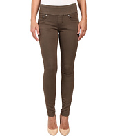 Jag Jeans - Nora Pull-On Skinny Freedom Colored Knit Denim in Saddle