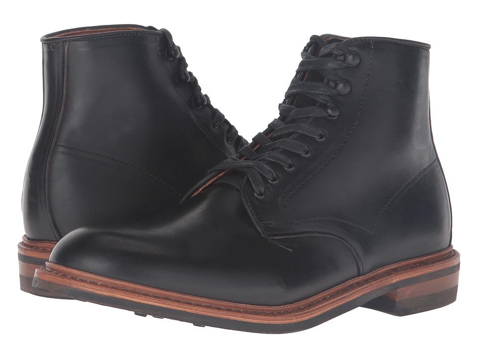 Allen Edmonds Higgins Mill (Black Chromexcel Leather) Men