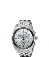 Nixon - Time Teller Chrono X White Silver Collection