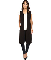 Jag Jeans - Oxford Sleeveless Duster Double Knite Ponte