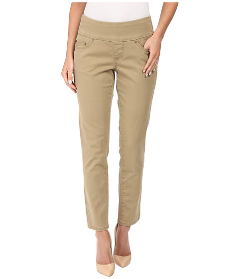 Jag Jeans - Amelia Ankle in Bay Twill (Jungle Palm) Women's Casual Pants