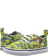 Vans Kids - Authentic V Lace Toy Story (Toddler)
