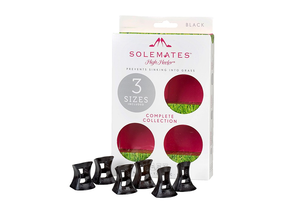 Solemates High Heeler Complete Collection Black Remedies Foot Care