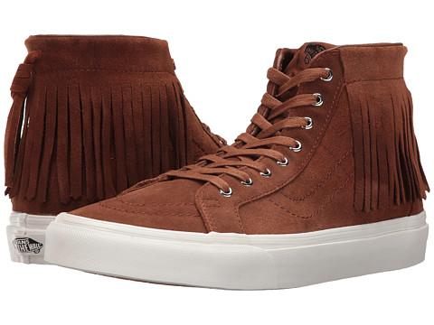 VANS Sk8-Hi Moc Sneaker at 6PM.COM