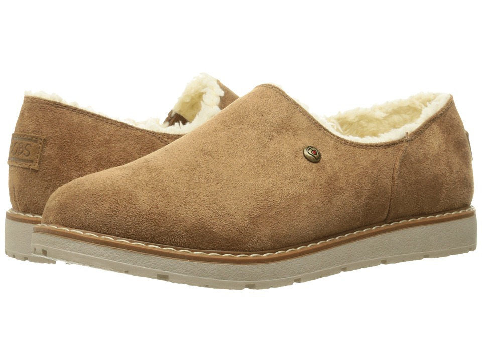 BOBS from SKECHERS Bobs Alpine Black Diamond (Chestnut) Women