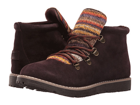 BOBS from SKECHERS Bobs Alpine - S Mores - Chocolate