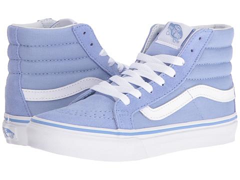 Vans SK8-Hi Slim - Bel Air Blue/True White