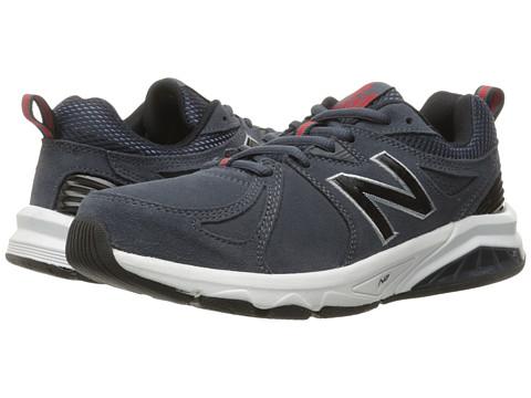 New Balance MX857v2 - Charcoal/Charcoal