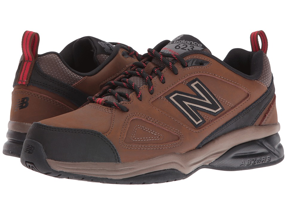 New Balance MX623v3 (Brown/Brown) Men's Shoes