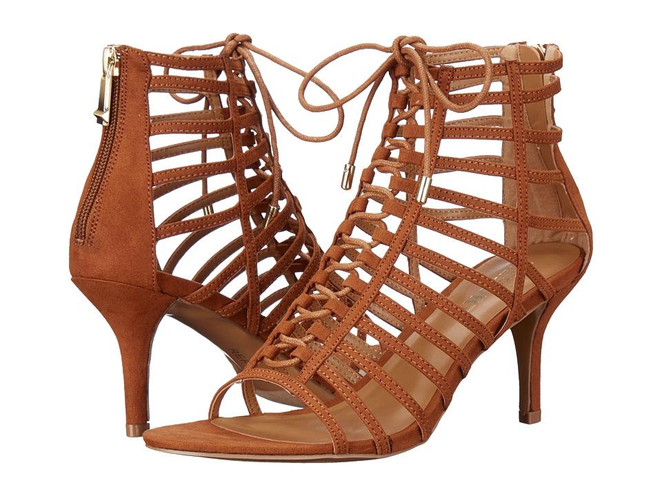 Report Berner Tan High Heels