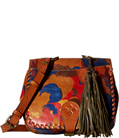 Patricia Nash - Karisa Small Crossbody Saddle Bag