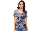 Nadine Scoop Neck Dolman T-Shirt