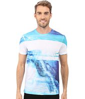 Calvin Klein - Short Sleeve All Over Sublimated Tee