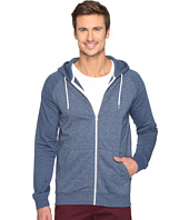 Quiksilver - Everyday Zippered Hooded Fleece