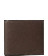 COACH - Sport Calf Double Billfold Wallet