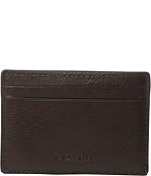 COACH - Sport Calf Money Clip Card Case