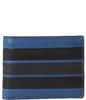 COACH - Varsity Stripe Slim Bifold