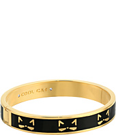 Kate Spade New York - Idiom Bangles Cool Cat - Hinged Bracelet